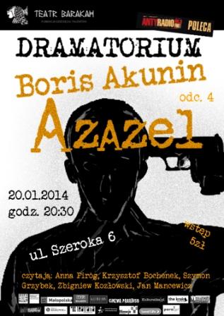 Azazel Teatr Barakah