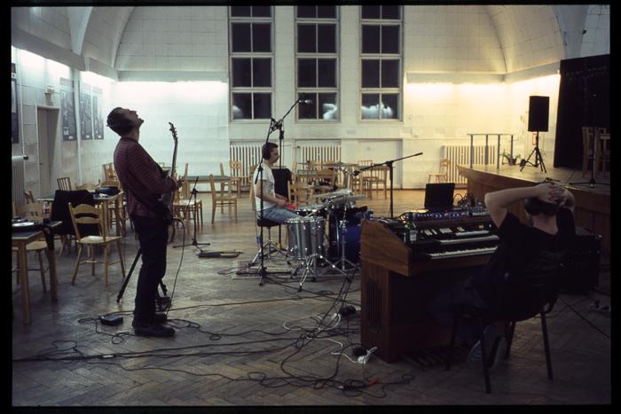 trupa w synagodze 3, foto Jarosław Orłowski