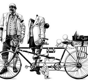 Rower to jest świat!