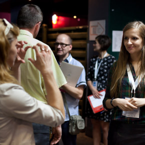 Fotorelacja z Festiwalu Poezji Miganej