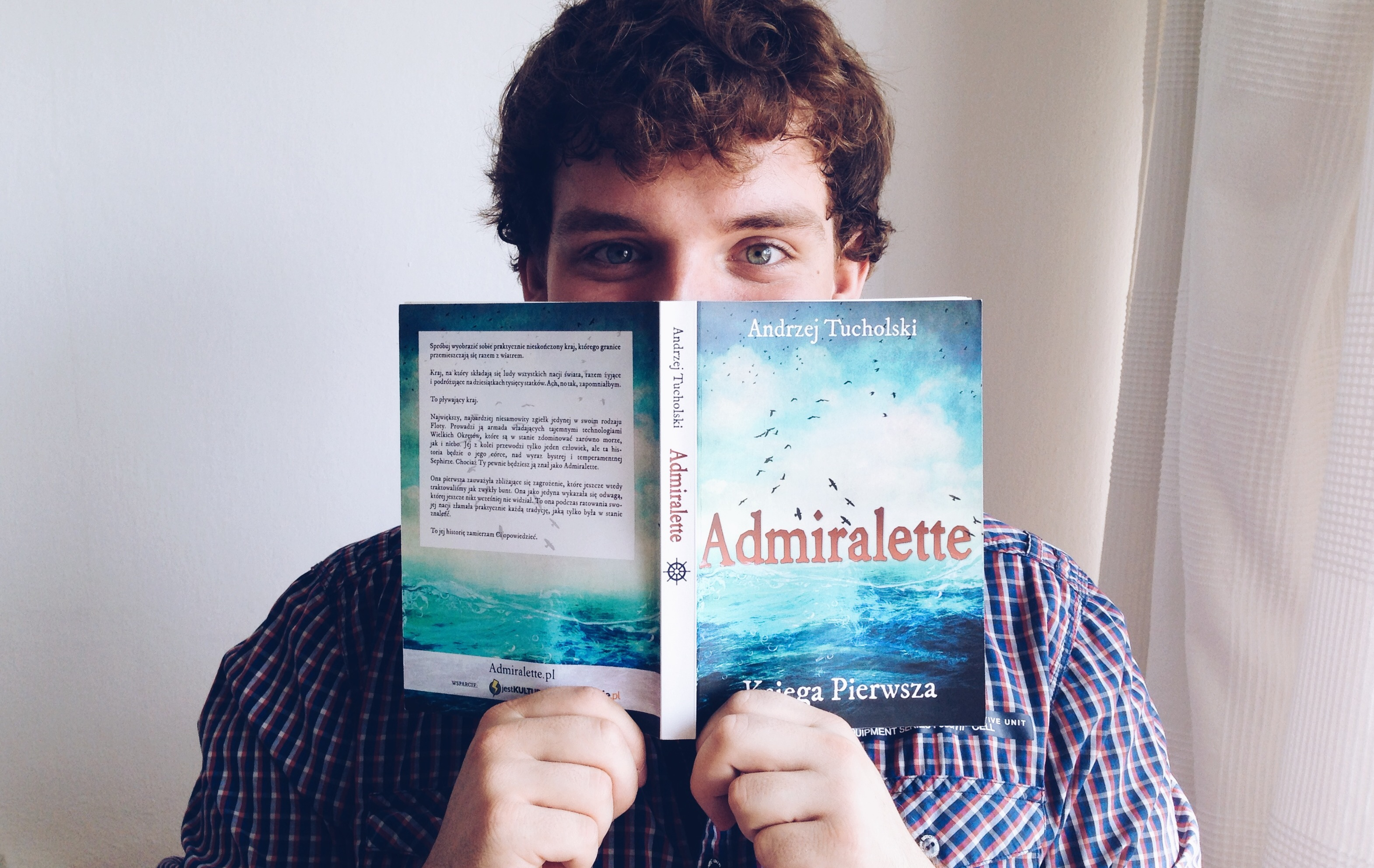 Admiralette - Andrzej Tucholski