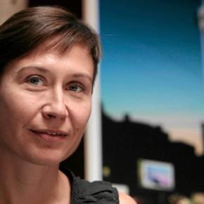 Trzeba się cieszyć tym co jest - Joanna Rajkowska