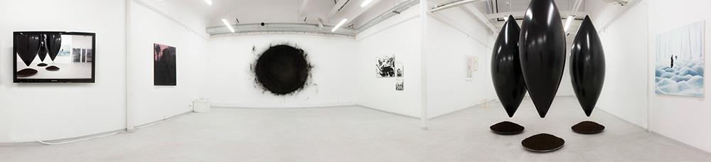 "documentation ""jak grzyby"" exhibition"
