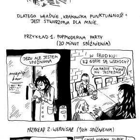 Punktualnosc w krakowie