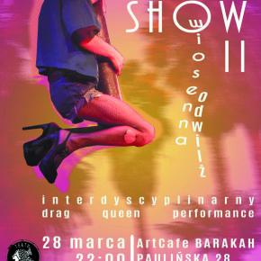 Vala Tanz Show – powrót drag queen na krakowską scenę. Czy musisz wiedzieć kim jesteś?