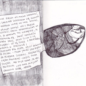 """Nixie Knox """"Zrób z tym co chcesz"""" s. 15"""