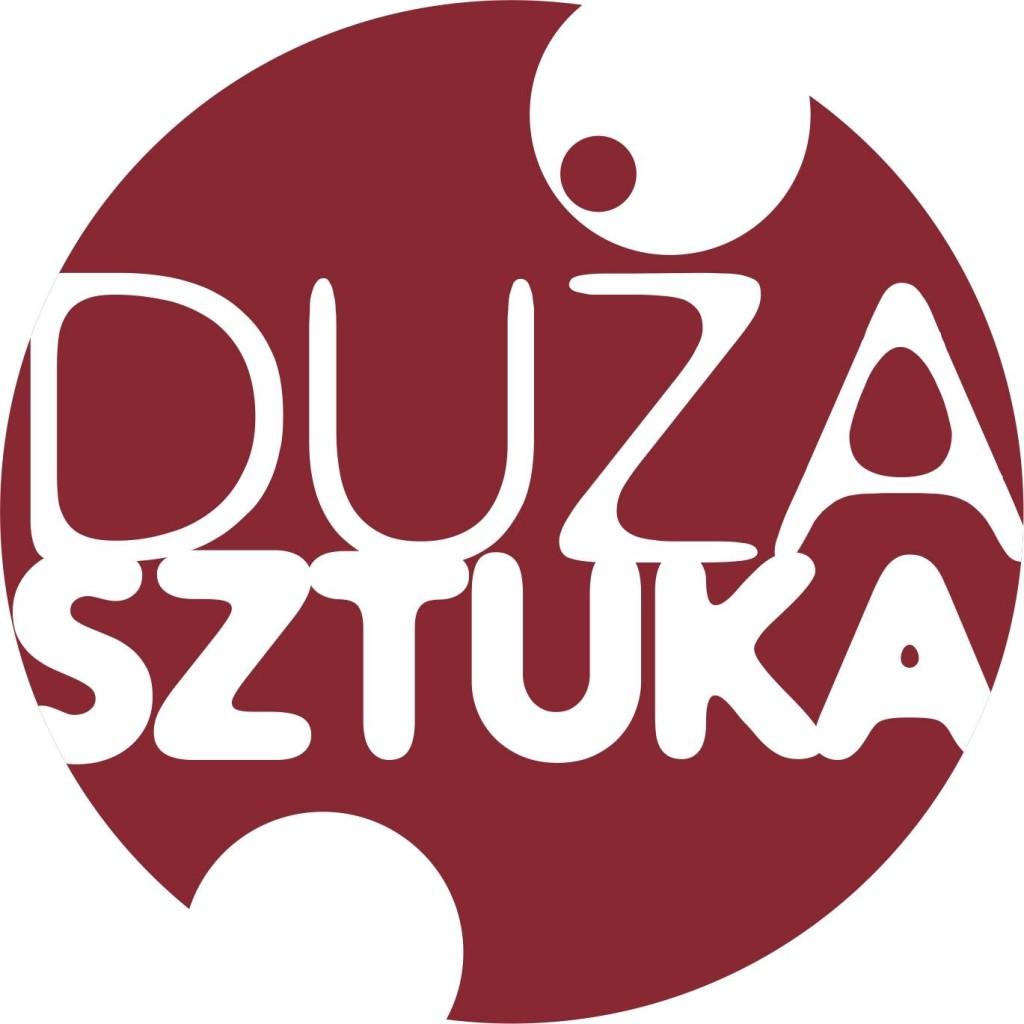 Duża sztuka logo