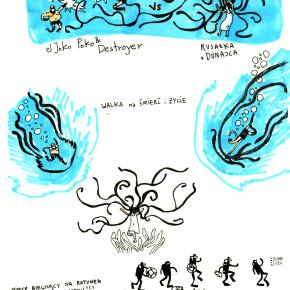 El Joko Poko i Destroyer - Odcinek czwarty