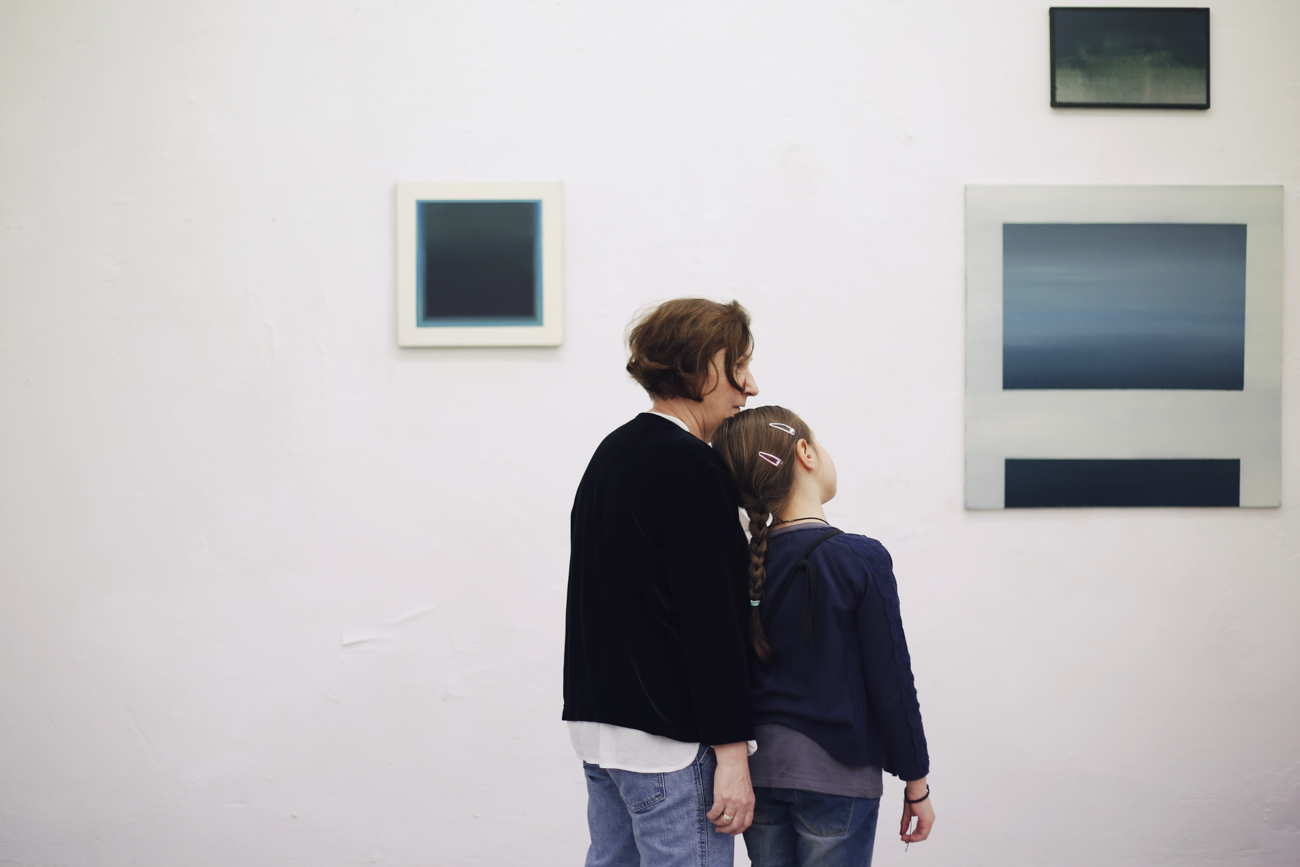 IV edycja Cracow Gallery Weekend Krakers  2015, Olga Pawłowska – 41° 04'N 141° 30'E,   Otwarta Pracownia, fot. Joanna Rytter