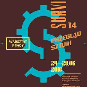 Wrocławski Przegląd Sztuki Survival 2016 -  Jan Prociak