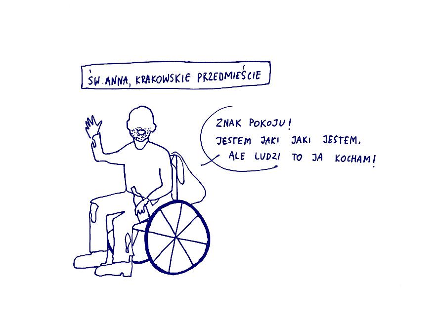 "Anna Marczak ""Znak pokoju"""