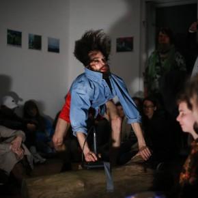 Poetycka choreografia subtelnego oporu -  z Valą Tomaszem Foltynem rozmawia Kaśka Maniak